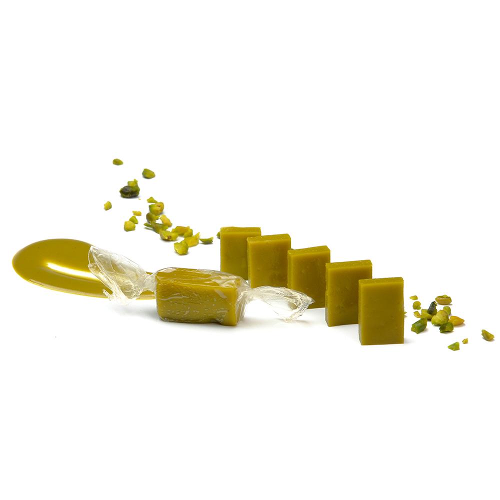 Pâte à fruit de pistatxo
