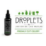 Aplicacions bàsiques del Droplet Freshly Cut Celery