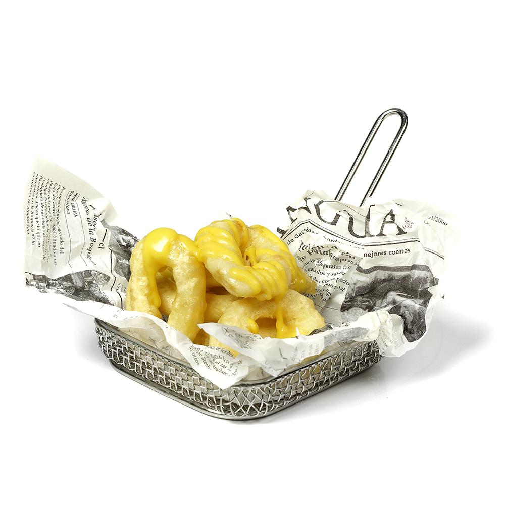 Calamars soft tempura
