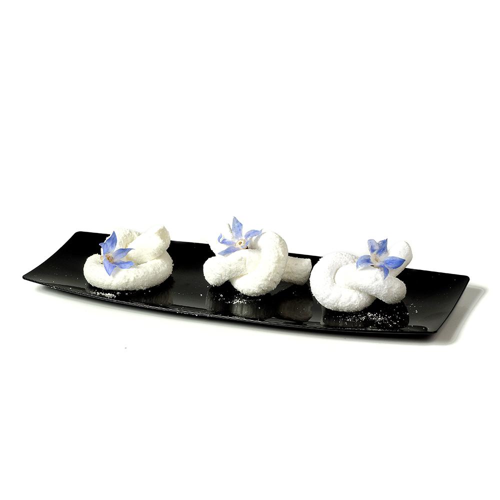 Marshmallow de licor de coco