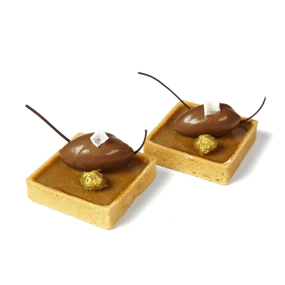 Cremós de xocolata pura