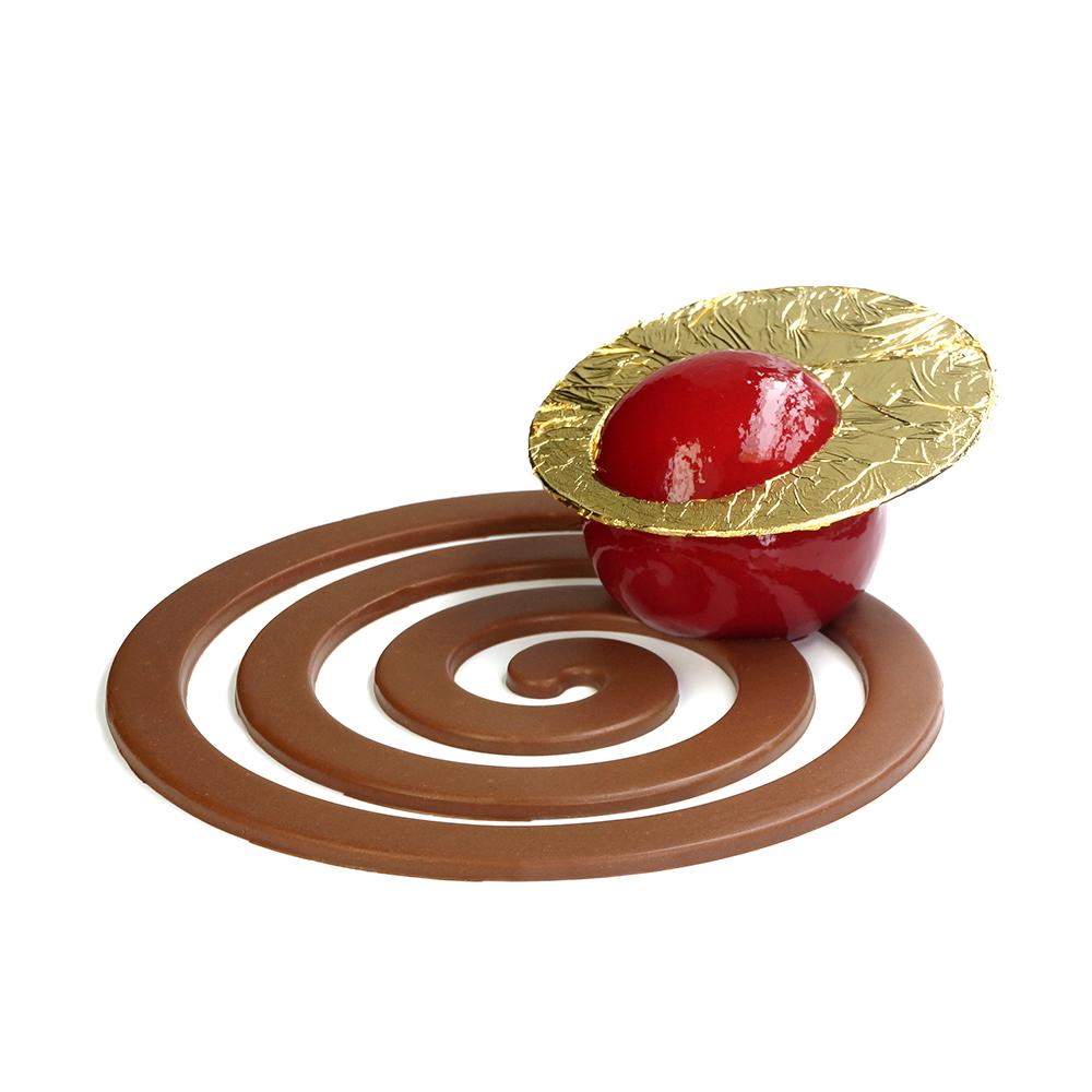 Cremós de xocolata